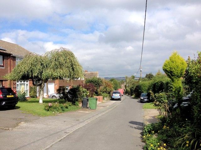 School Lane, Platts Heath