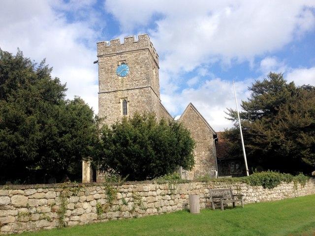 St. Nicholas, Boughton Malherbe