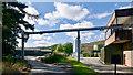 NJ1841 : Tamdhu Distillery and the Speyside Way by Julian Paren
