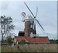 TG0444 : Cley Windmill by Mat Fascione