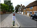 TQ6768 : Unusual visitors to The Street in Cobham by Ron Lee