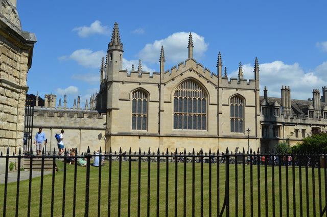 All Souls College Chapel