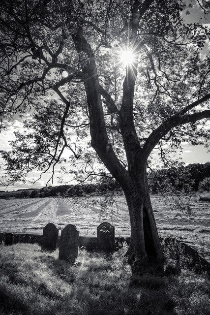 Kirkmichael Parish Churchyard