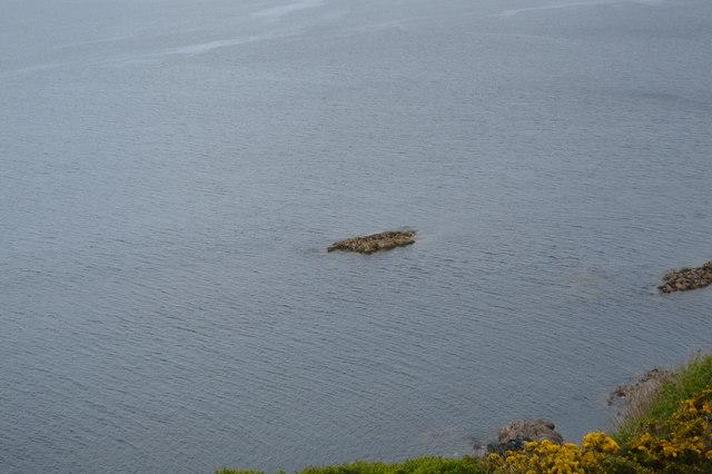 Offshore rock