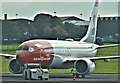 J1580 : EI-FYA, Aldergrove (September 2017) by Albert Bridge