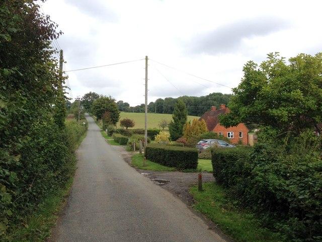 Church Road, Grafty Green
