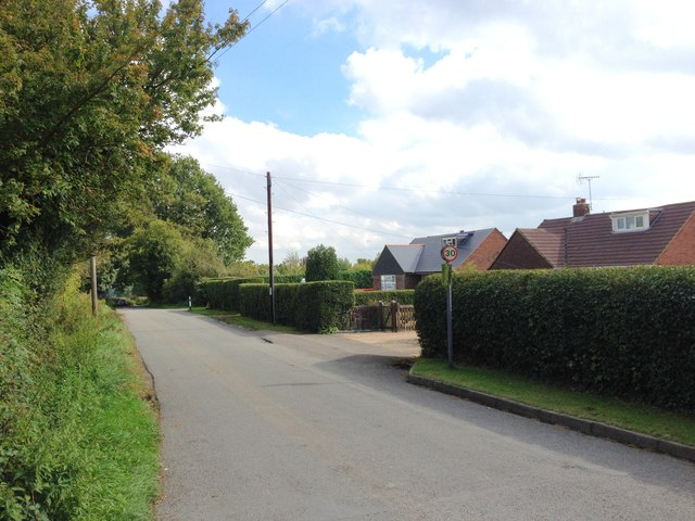 Woodcock Lane, Grafty Green
