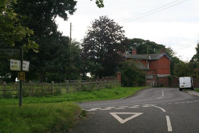 Main Road, Stixwould