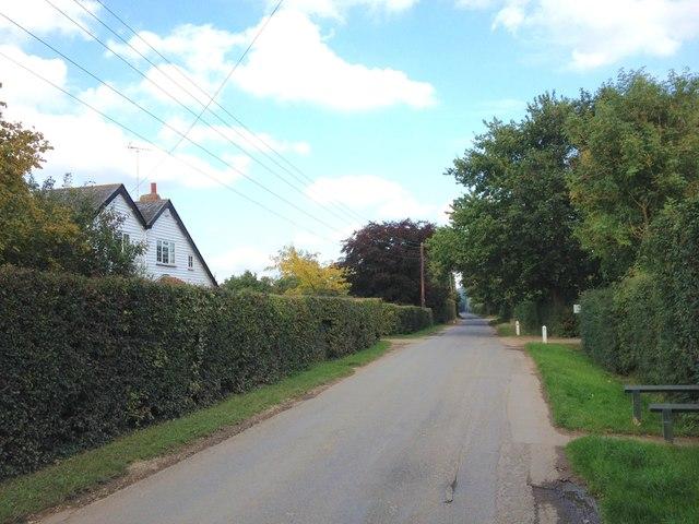 Grigg Lane, Headcorn