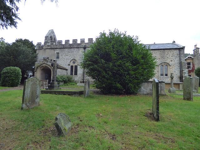 St Edmund, Marske - south side