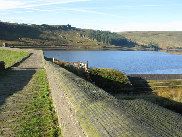 Widdop Reservoir and Dam
