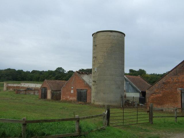 Farm buildings, Whitlingham