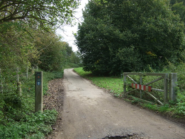 National Cycle Route 1, Whitlingham