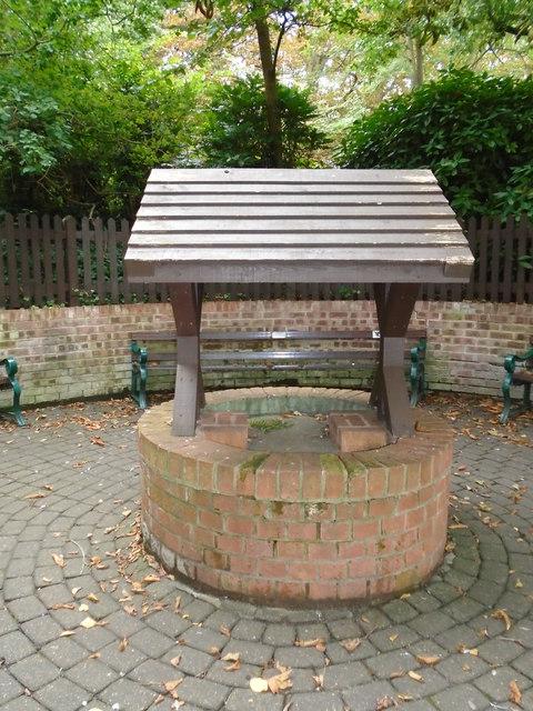 Well in St Ann's well gardens