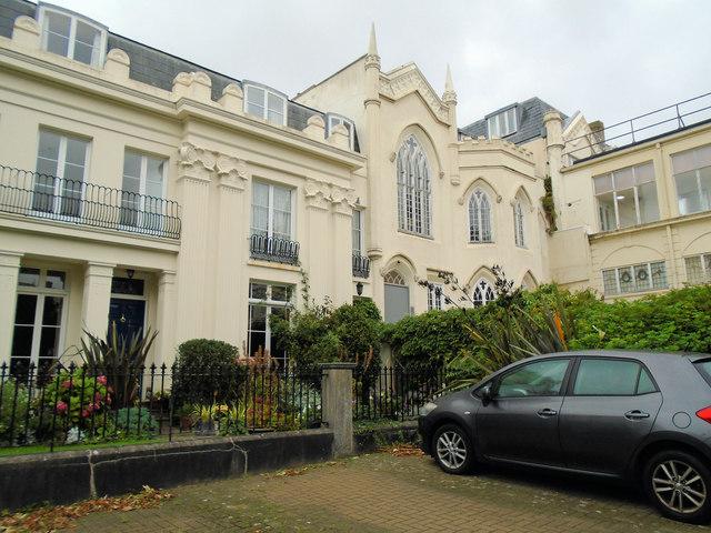 Gothic House, Brighton