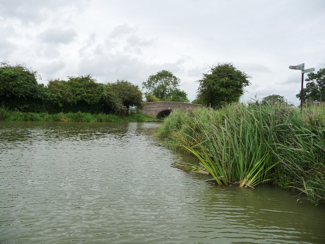 Welford Junction from the Welford Arm
