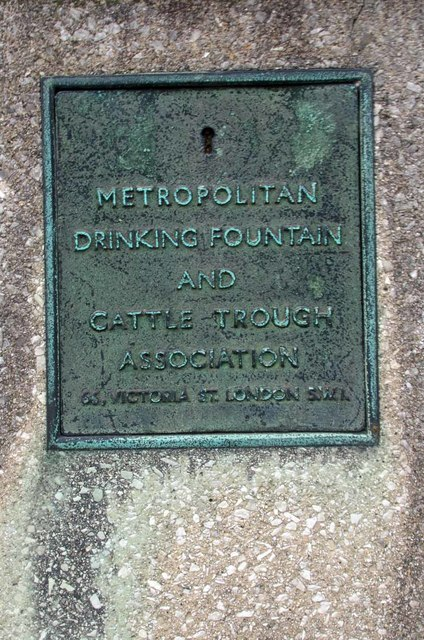Metropolitan Drinking Fountain & Cattle Trough Association