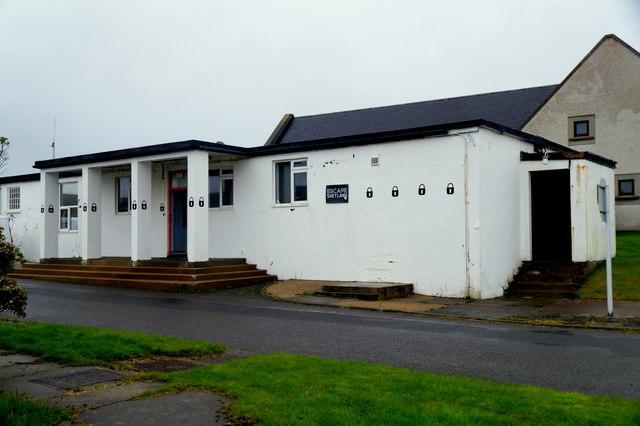Escape Shetland, Saxa Vord Resort, Haroldswick
