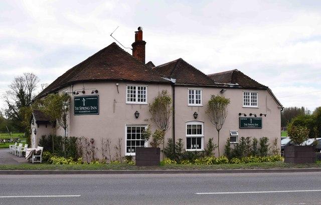 The Spring Inn (2), Bath Road, Sulhamstead, Berks