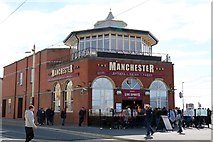 SD3035 : The Manchester Bar in Blackpool by Steve Daniels