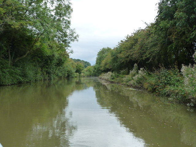 Leicester section, Grand Union Canal, looking north-west