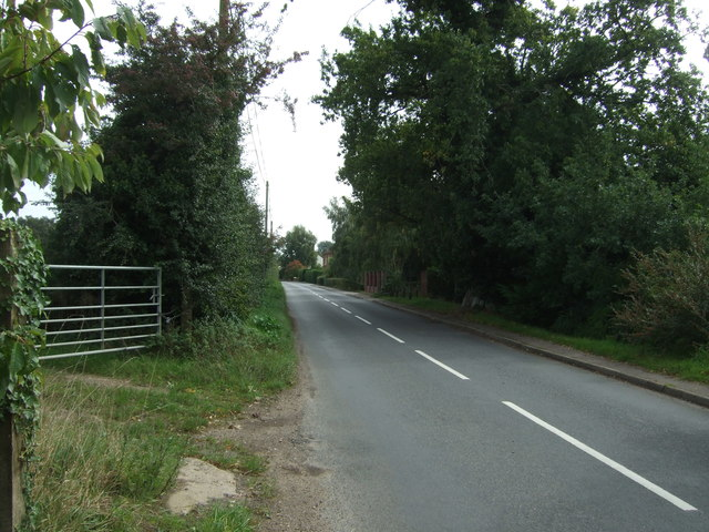 National Cycle Route 1, Claxton