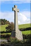 NX0054 : War Memorial, Portpatrick by Billy McCrorie