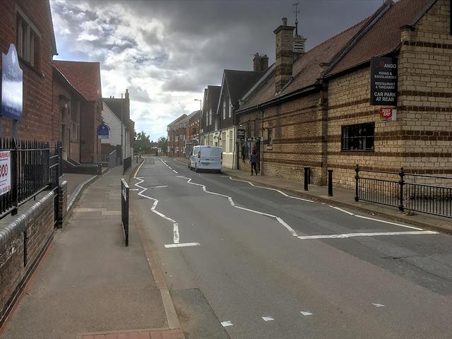 Burton Latimer High Street