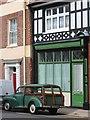 TG2208 : Morris Minor Traveller on Bethel Street by Oast House Archive