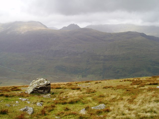 The Northern Slope of Moel Siabod