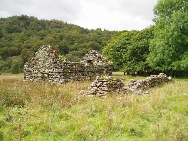 Ruined Agricultural Building, Capel Curig