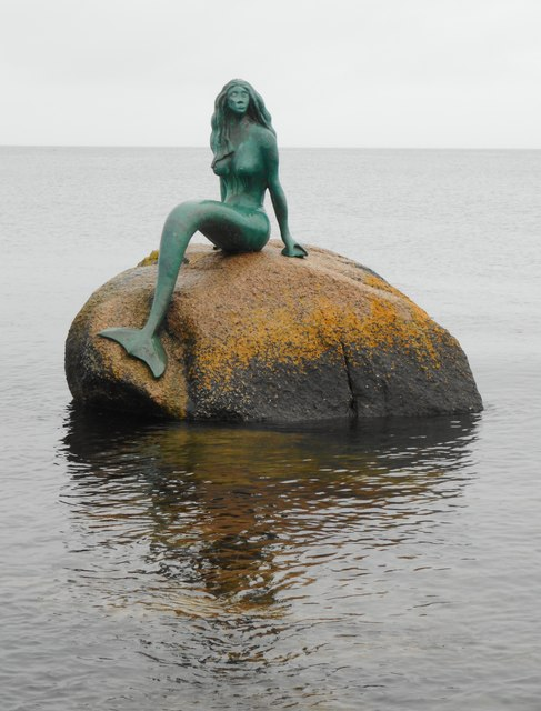 The Mermaid of the North, Balintore