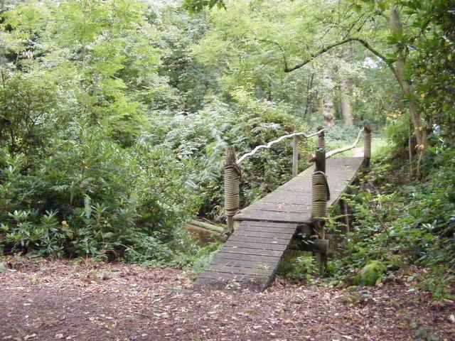 Site Footbridge