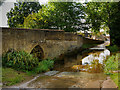 SP8982 : Bridge over the River Ise at Geddington : Week 38