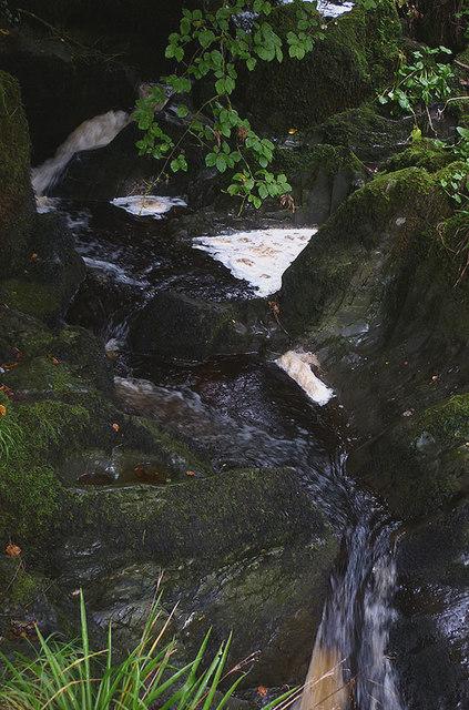 Waterfall, Craik