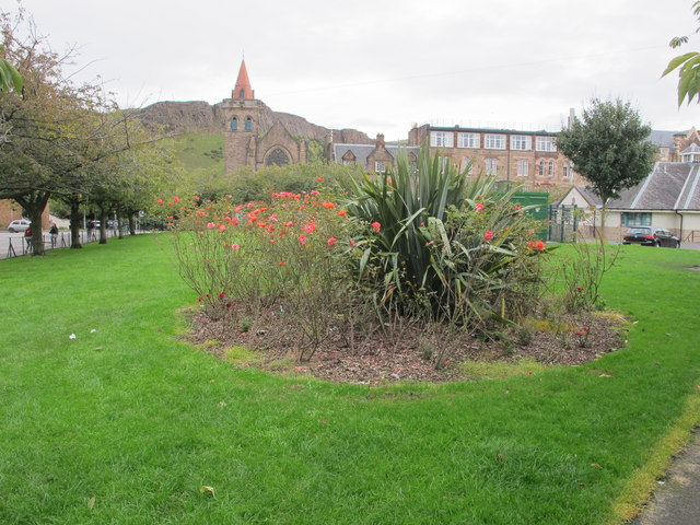 Deaconess Garden, Edinburgh