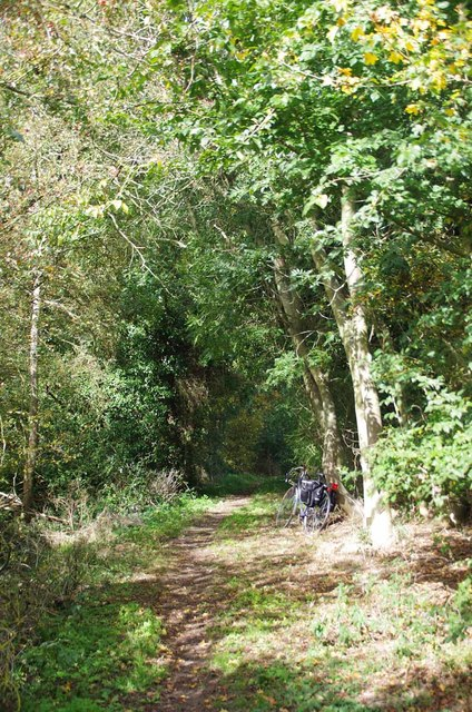 Bridleway to Southminster Rd