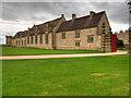 SK4770 : The Riding School Range, Bolsover Castle by David Dixon