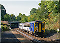 NZ0561 : 156454 approaching Stocksfield - September 2017 by The Carlisle Kid
