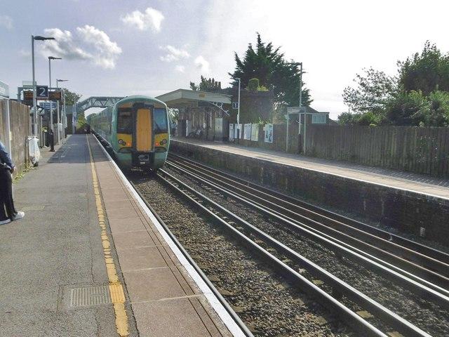 Portchester Station