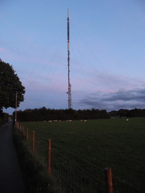 Television Transmitting Station, Beckley (1)