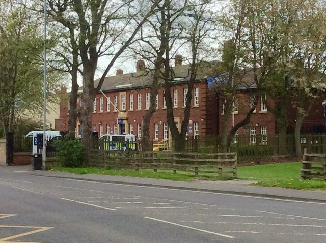 Houghton Police Station