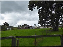 SS5402 : Farm buildings at Essworthy by David Smith