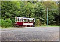 SD8303 : Tram 96 at Heaton Park by Gerald England