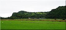 SH5840 : Farmland near Portreuddyn by Bill Boaden