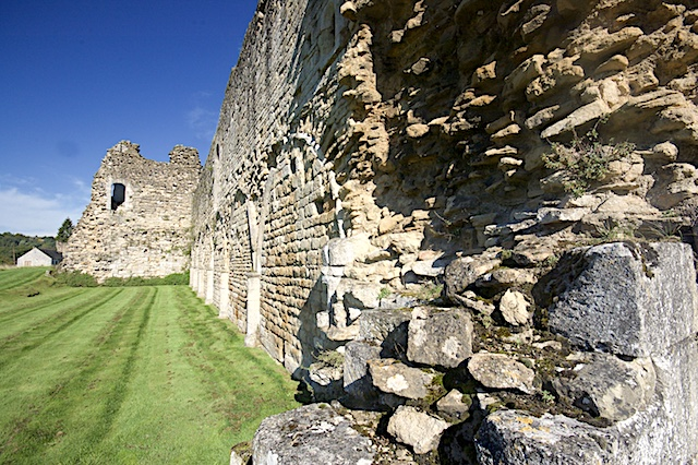 Kirkham Priory, West Range
