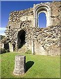 SE7365 : Undercroft, Kirkham Priory by Paul Harrop