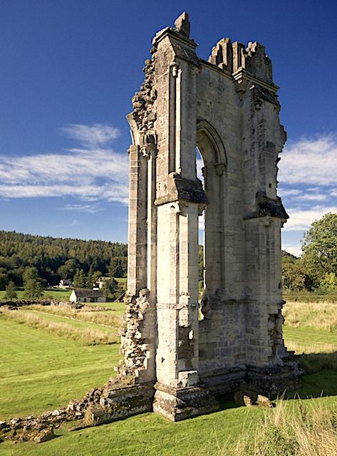 Part of priory church, Kirkham