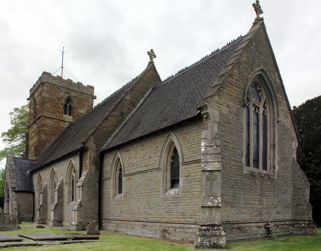Church of St Giles, Church Lane, Langton by Wragby