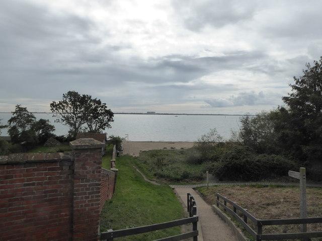The Monkey Steps, West Mersea